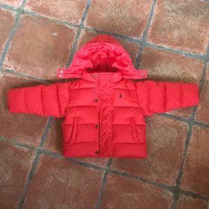 RL 24months puff jacket